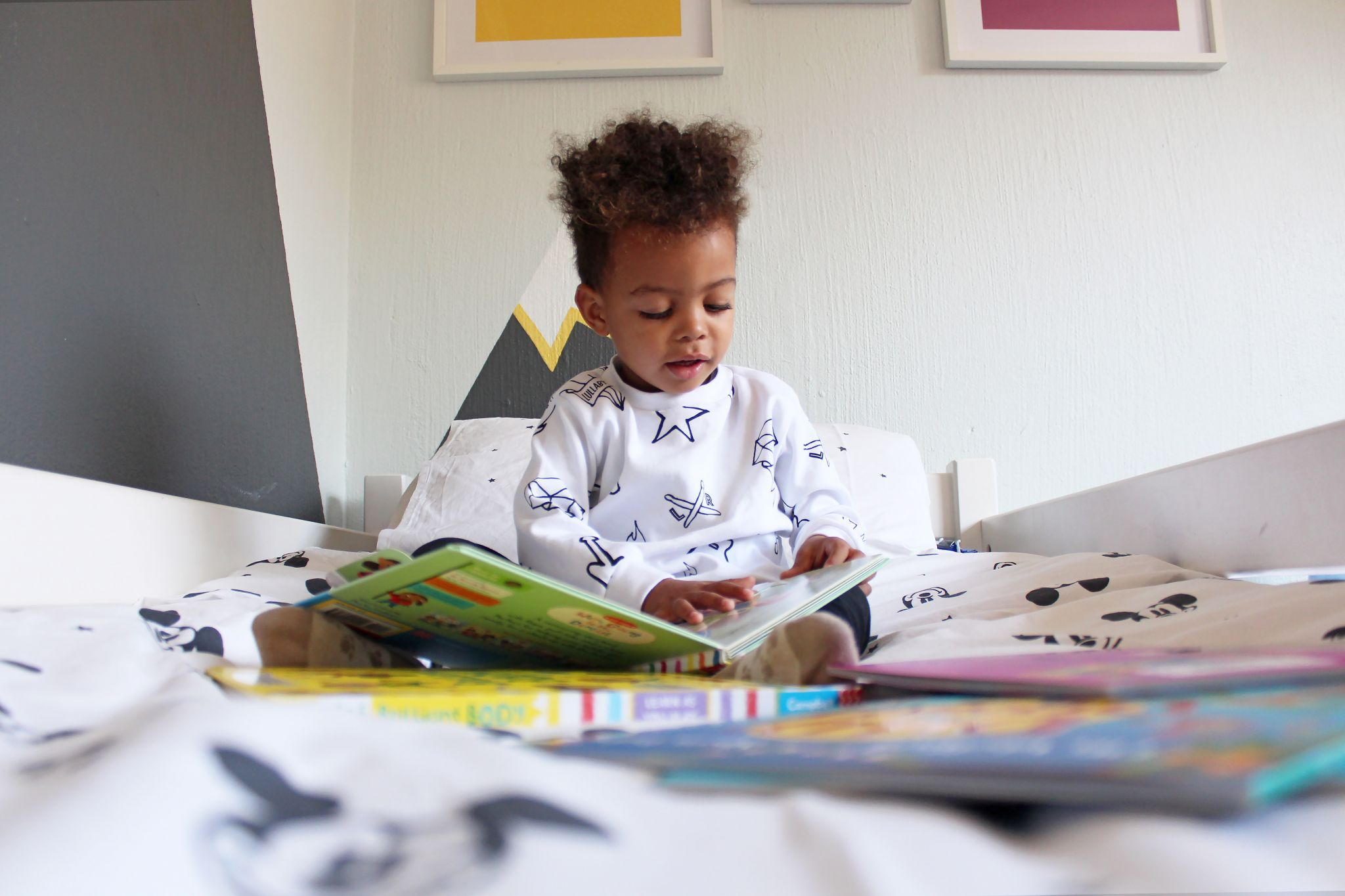 3 New Kids Books to Read Now. Looking for new books to read to your child? Here are three great new books perfect for your toddler.